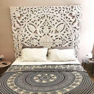 14 Brilliant Bohemian Bedroom Design Ideas 06