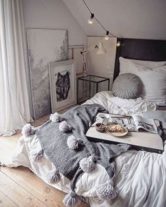 14 Comfy Shabby Chic Bedrooms Design Ideas 09