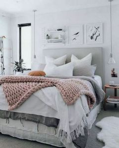 14 Comfy Shabby Chic Bedrooms Design Ideas 25