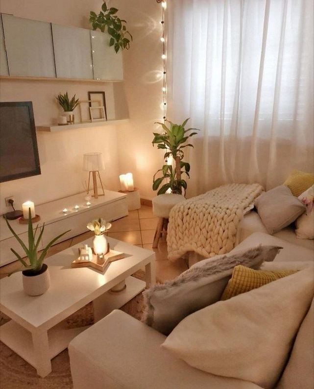 14 Cozy Bohemian Living Room Decoration Ideas 36