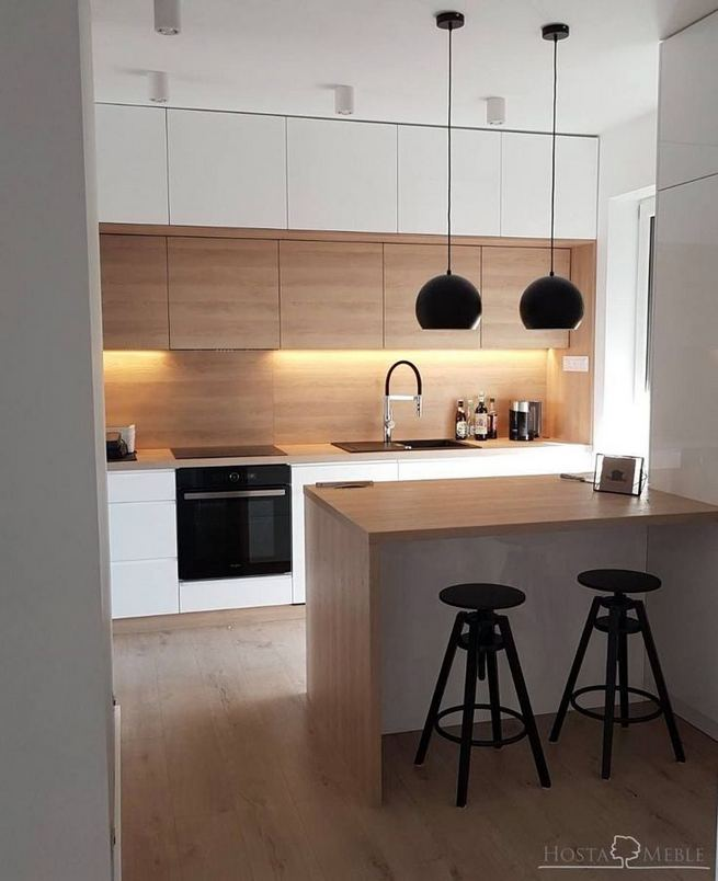 14 Design Ideas For Modern And Minimalist Kitchen 14