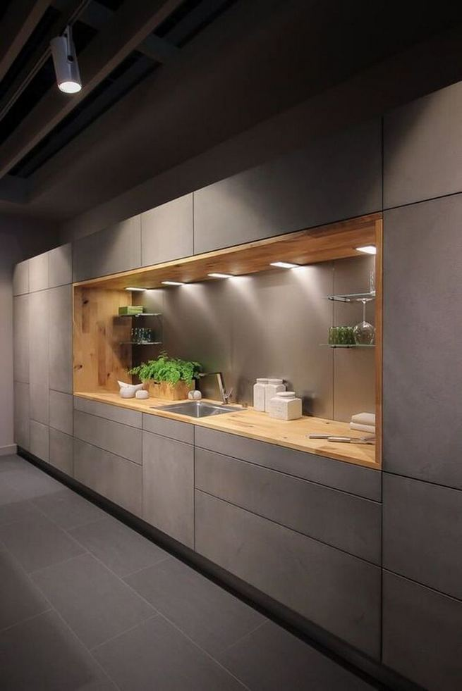14 Design Ideas For Modern And Minimalist Kitchen 28