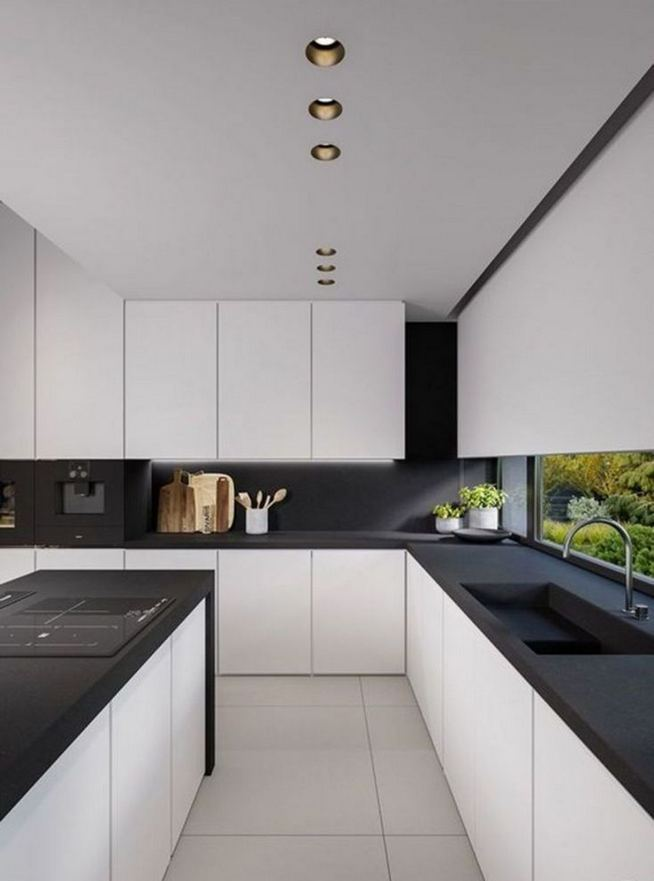 14 Design Ideas For Modern And Minimalist Kitchen 37
