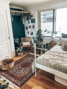 14 Elegant Boho Bedroom Decor Ideas For Small Apartment 19
