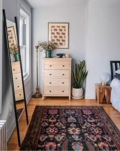 14 Elegant Boho Bedroom Decor Ideas For Small Apartment 28