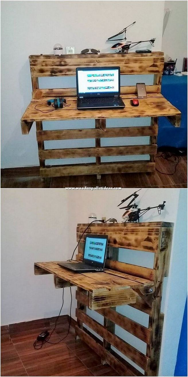 14 Elegant Computer Desks Design Ideas 14