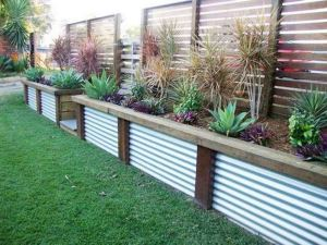 14 Simple Raised Garden Bed Inspirations Backyard Landscaping Ideas 33
