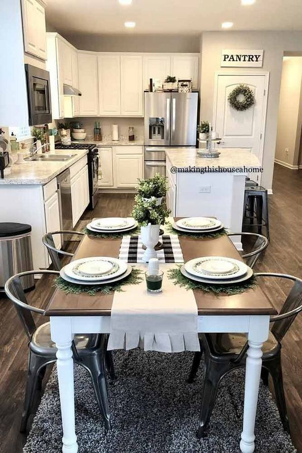 15 Modern Country House Style Decorating Ideas 12