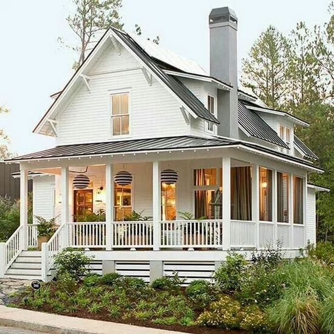 15 Modern Country House Style Decorating Ideas 34