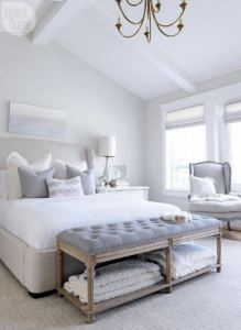 16 Minimalist Master Bedroom Decoration Ideas 01