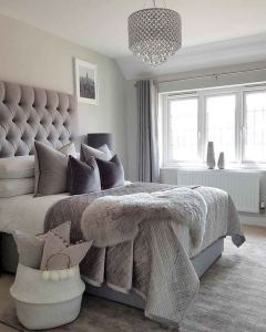 16 Minimalist Master Bedroom Decoration Ideas 04