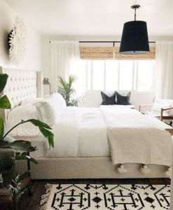 16 Minimalist Master Bedroom Decoration Ideas 10