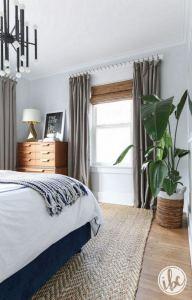 16 Minimalist Master Bedroom Decoration Ideas 12