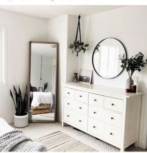 16 Minimalist Master Bedroom Decoration Ideas 19