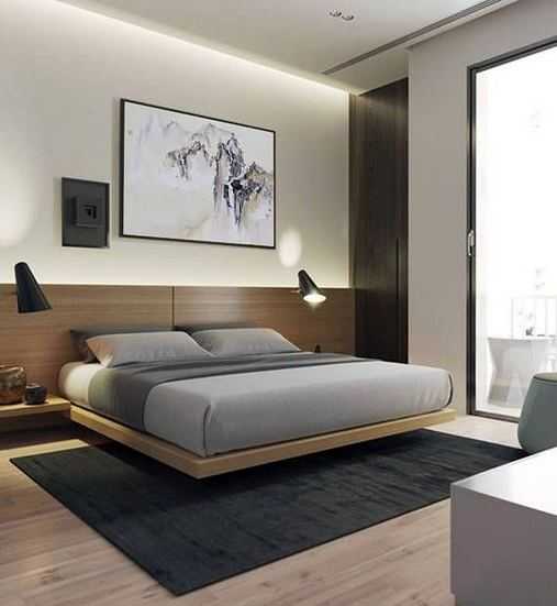 16 Modern And Minimalist Bedroom Design Ideas 32