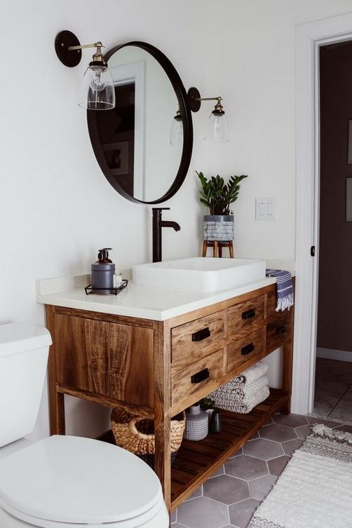 16 Unusual Modern Bathroom Design Ideas 20