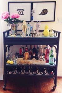17 Elegant First Apartment Small Kitchen Bar Design Ideas 17