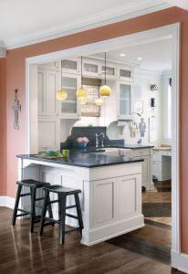 17 Elegant First Apartment Small Kitchen Bar Design Ideas 30