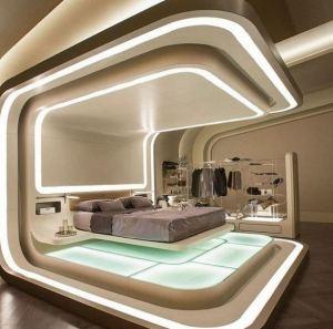 17 Modern And Futuristic Interior Designs To Inspire You 12