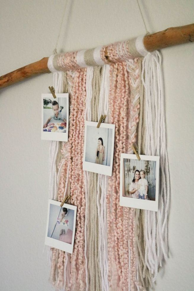 18 Creative Photo Wall Display Ideas You Should Try 04
