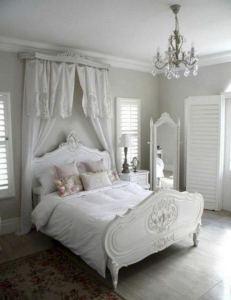 18 Romantic Shabby Chic Master Bedroom Ideas 39