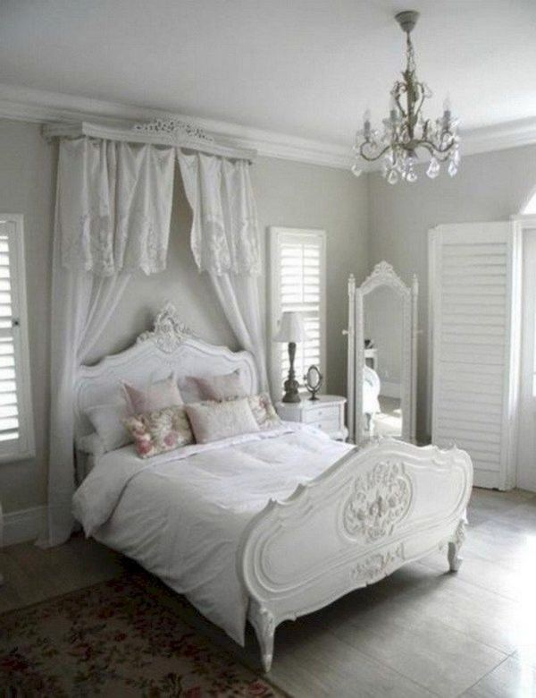 18 Romantic Shabby Chic Master Bedroom Ideas 39