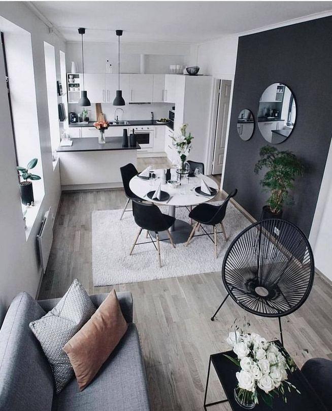 19 Minimalist Apartment Home Decor Ideas 02