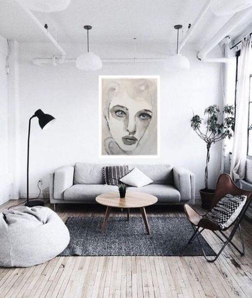 19 Minimalist Apartment Home Decor Ideas 11