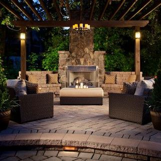 20 Gorgeous Outdoor Design Ideas For Spring And Summer 04