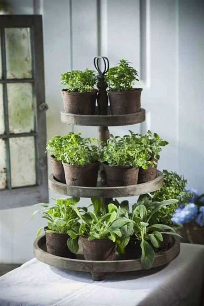 21 Creative DIY Indoor Garden Ideas 10