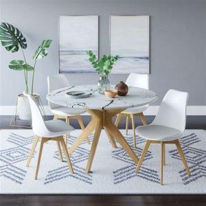 21 Vintage DIY Dining Table Design Ideas 12