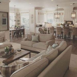 21 Warm And Cozy Farmhouse Style Living Room Decor Ideas 17