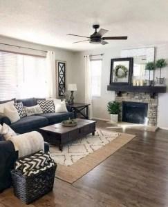13 Cozy Farmhouse Living Room Decor Ideas 21