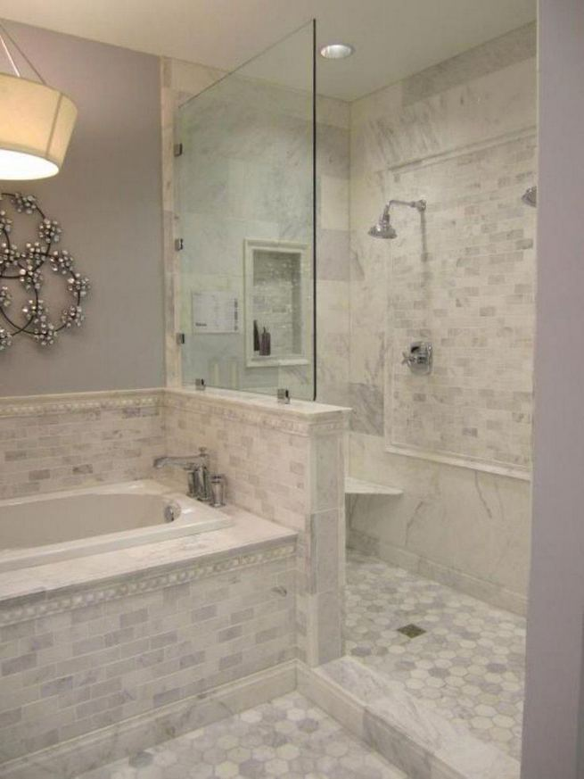 14 Beautiful Master Bathroom Remodel Ideas 22