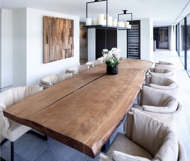 14 Incredible Rustic Dining Room Table Decor Ideas 03