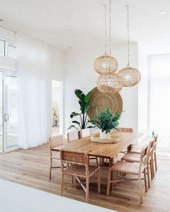 14 Incredible Rustic Dining Room Table Decor Ideas 08