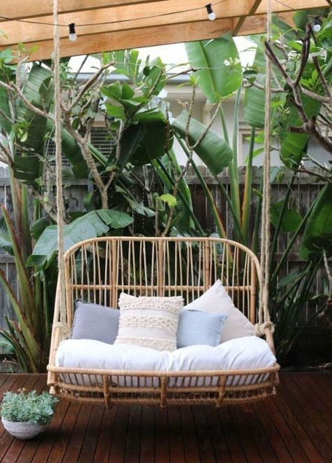 18 Adorable Hanging Chairs Ideas For Indoors And Outdoors 18