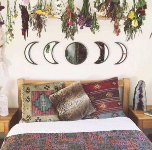 19 Creative DIY Bohemian Bedroom Decor Ideas 10