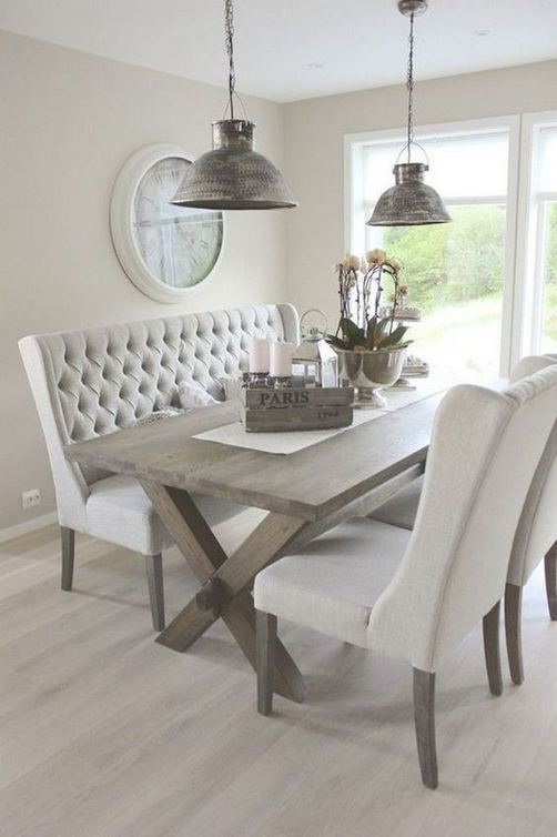 21 Totally Inspiring Small Dining Room Table Decor Ideas 02