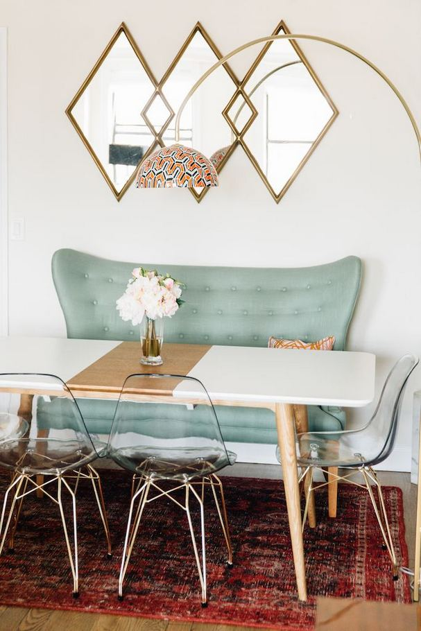21 Totally Inspiring Small Dining Room Table Decor Ideas 04