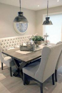 21 Totally Inspiring Small Dining Room Table Decor Ideas 10