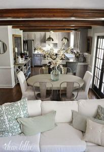21 Totally Inspiring Small Dining Room Table Decor Ideas 14