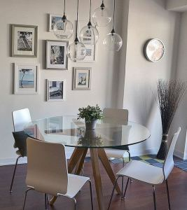 21 Totally Inspiring Small Dining Room Table Decor Ideas 23