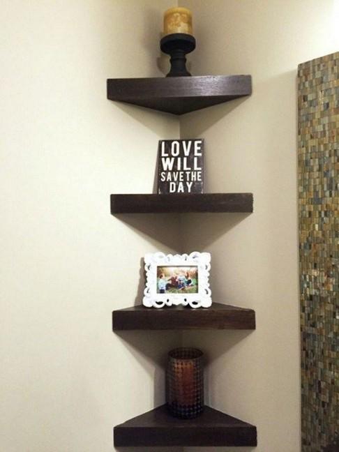 15 Amazing Corner Shelves Ideas 09
