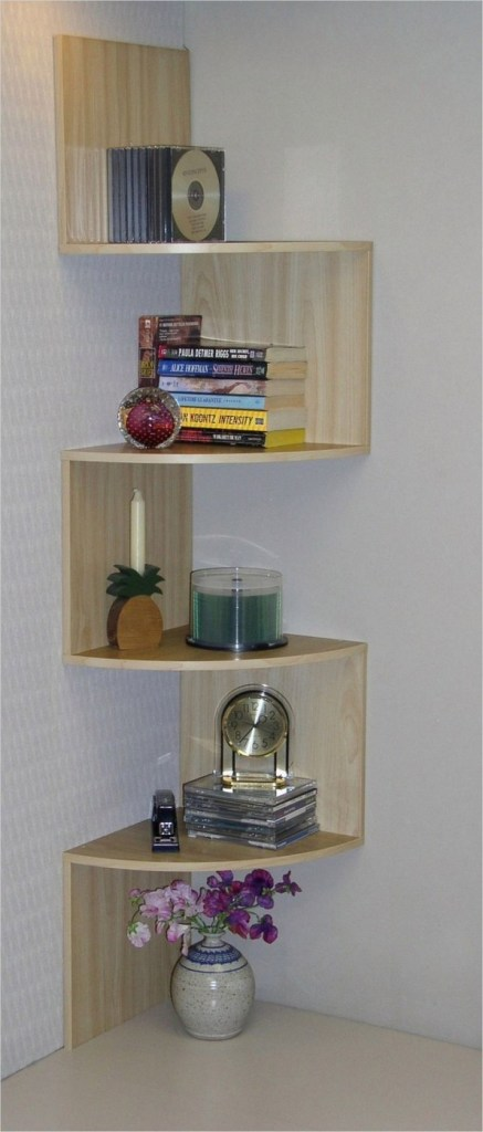 15 Amazing Corner Shelves Ideas 18