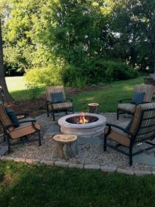 15 Awesome Winter Patio Decorating Ideas With Fire Pit – Making Your Patio Warm And Cozy 15