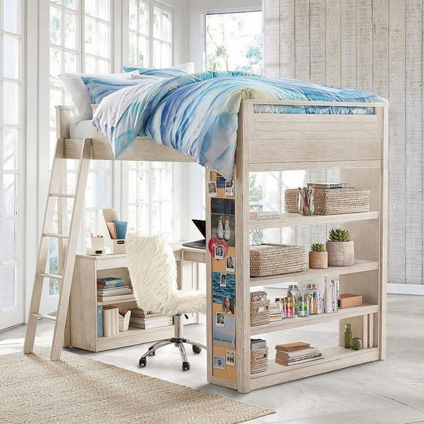 15 Best Of Queen Loft Beds Design Ideas A Perfect Way To Maximize Space In A Room 03 1