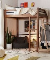 15 Best Of Queen Loft Beds Design Ideas A Perfect Way To Maximize Space In A Room 07