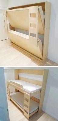 15 Extraordinary Loft Beds In One Room 17