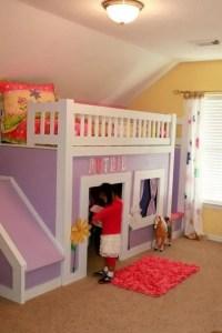 15 Extraordinary Loft Beds In One Room 18
